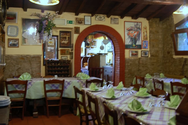 Where to eat the steak in Mugello Tuscany